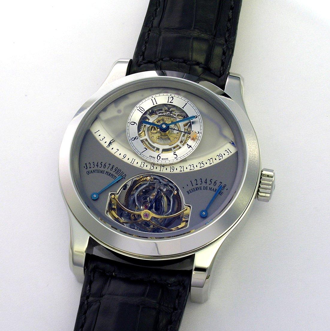 часы Jaeger-LeCoultre Gyrotourbillon I (ref. 600 64 20)