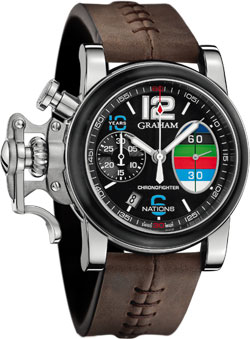 часы Chronofighter RAC 6 Nations Celebration