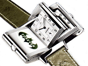 "���� Jaeger LeCoultre Limited Edition Reverso ""Batman Forever"""