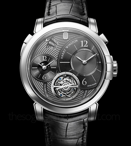 Часы Harry Winston для аукциона Only Watch