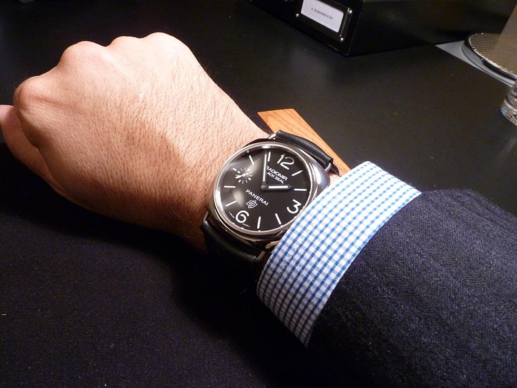 Radiomir Black Seal PAM 380