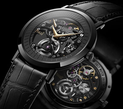 часы Piaget Altiplano Skeleton
