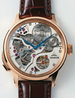 Credor Spring Drive Minute Repeater