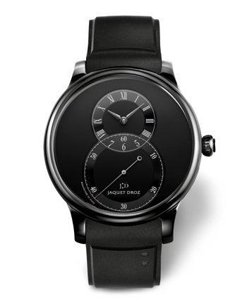 Модель Grande Seconde Ceramic Black (ref. J003035211)