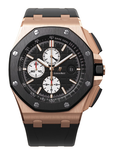 часы Royal Oak Offshore chronograph Ref. 26400RO.OO.A002CA.01