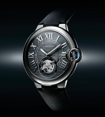 часы-концепт Cartier ID One