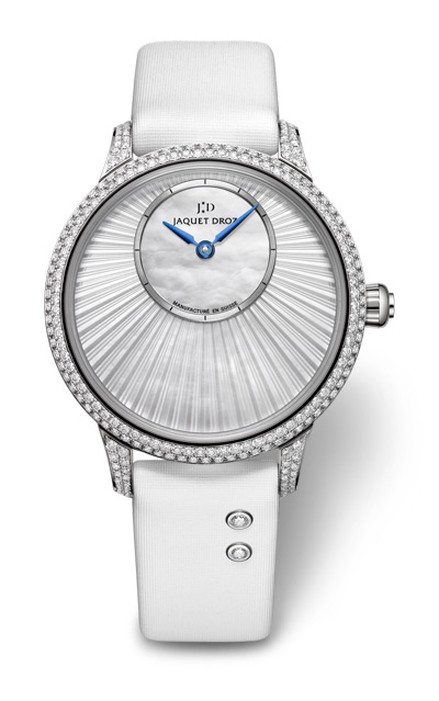 часы Petite Heure Minute Mother-of-Pearl