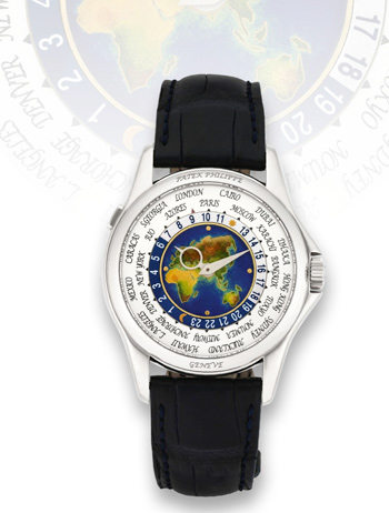 "часы Patek Philippe ""World Time""  ref 5131G"
