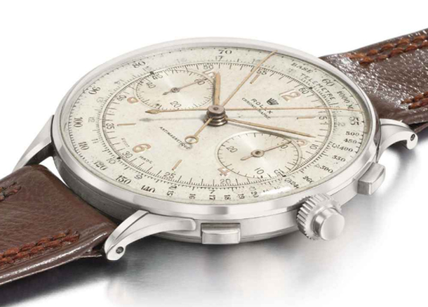 часы Rolex Split-Second Chronograph ref. 4113