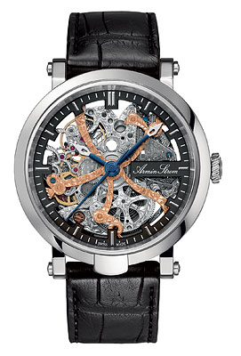 часы Blue Chip Automatic Skeleton