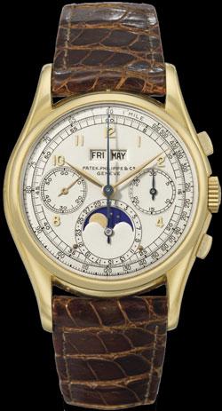 часы Patek Philippe (Ref. 2523) 1953 г.в.