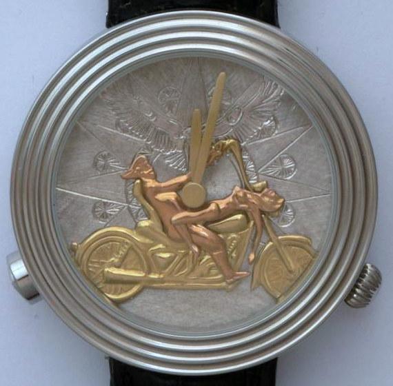 Эротические часы Greiner