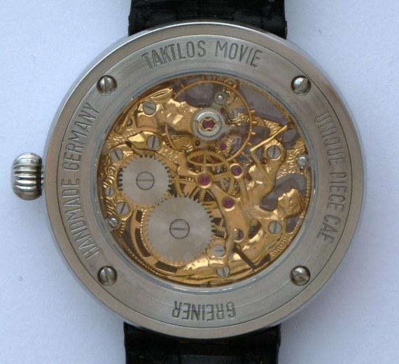 Часы с эротикой