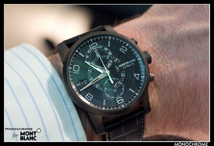 Швейцарские часы Time Walker TwinFly Chronograph