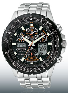 ���� Citizen Eco-Drive Skyhawk JY0000-53E
