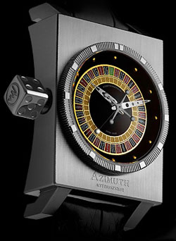 ���� Azimuth SP1 Roulette