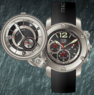 часы Twins Titan Chrono