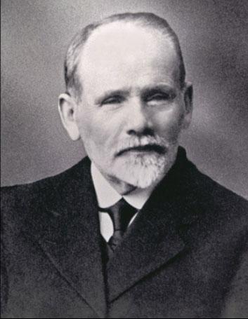 основатель компании Piaget - Жорж-Эдуард Пьяже