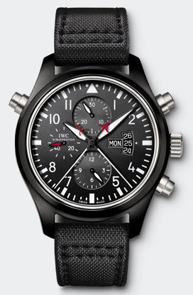 ���� IWC Pilot's Watch Double Chronograph Edition TOP GUN