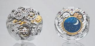 механизм часов Chopard