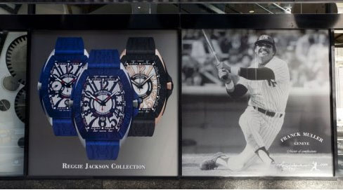 Reggie Jackson Limited Edition Collection