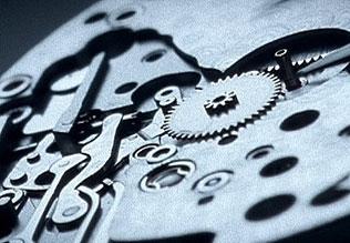 механизм часов Piaget
