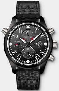 часы Pilot's Watch Double Chronograph Edition TOP GUN