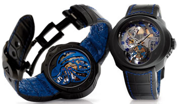 часы FVa №6 Tourbillon Planetaire Skeleton SuperLigero Concept