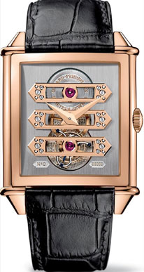 часы Tourbillon with Three Gold Bridges Automatic