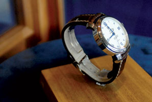 часы Bozeman Watch Company