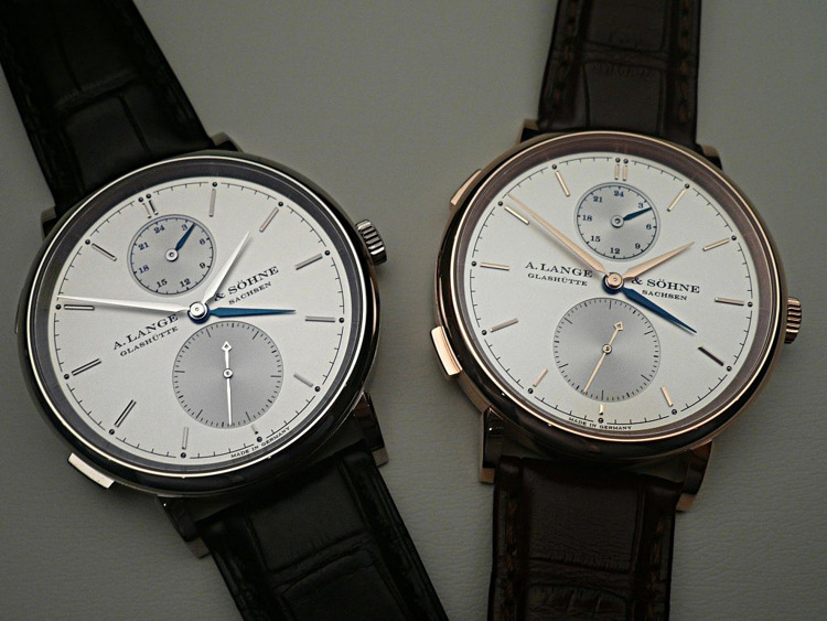 Часы Saxonia Dual Time