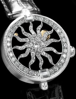 часы Angular Momentum Belle Epoque High Jewelry Timepiece Eternal Time