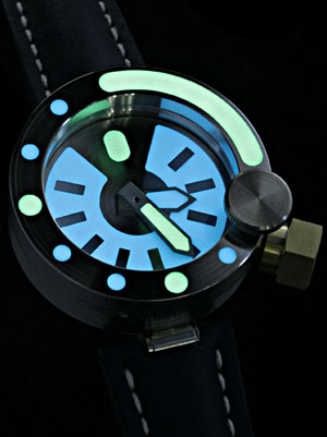 часы Angular Momentum Dive-Tec/500 Watch