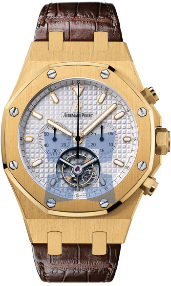 часы Royal Oak Tourbillon Chrono