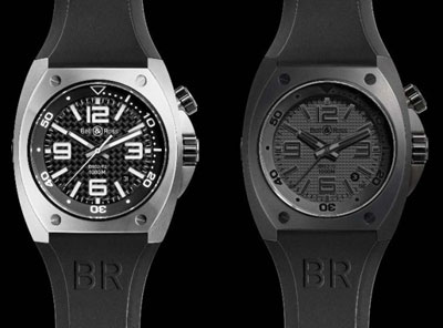 часы BR 02 Dive Watches