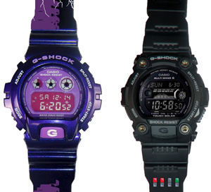 "часы Complex x LucasArts ""Star Wars: The Force Unleashed II"" G-Shock"