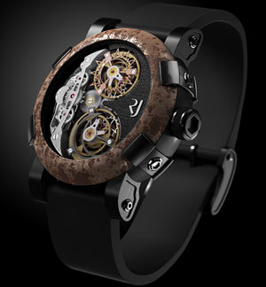 часы Romain Jerome Day & Night