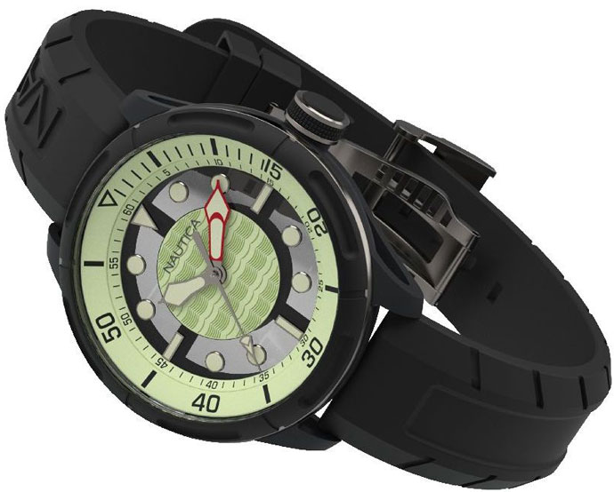 часы Nautica NMX 600 Watch