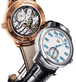часы Jules Audemars Jumping Hour Minute Repeater