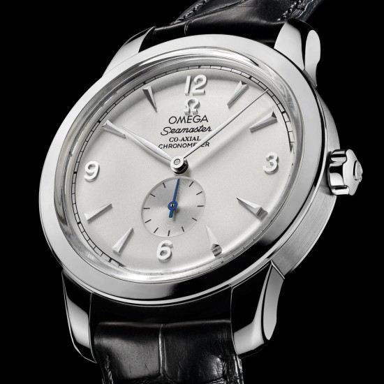 "часы Seamaster 1948 Co Axial ""London 2012"" Limited Edition"