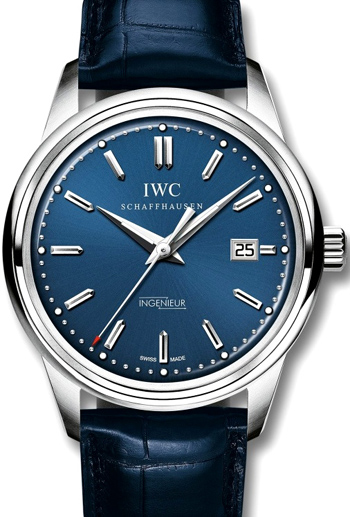 Ingenieur Automatic Edition Laureus Sport новая модель от IWC