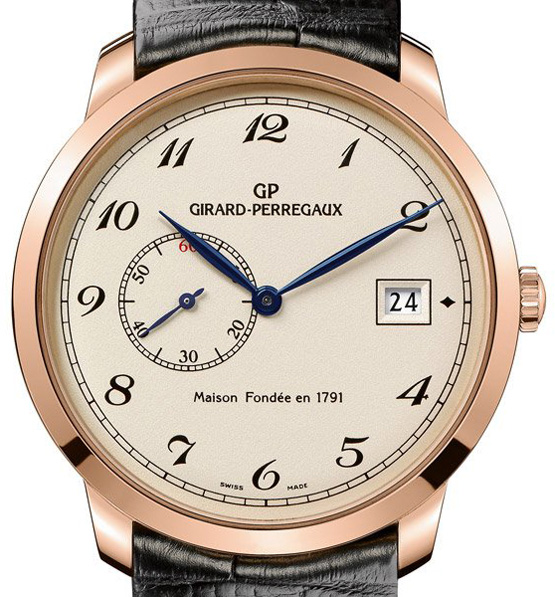 часы Girard-Perregaux 1966 Small Second