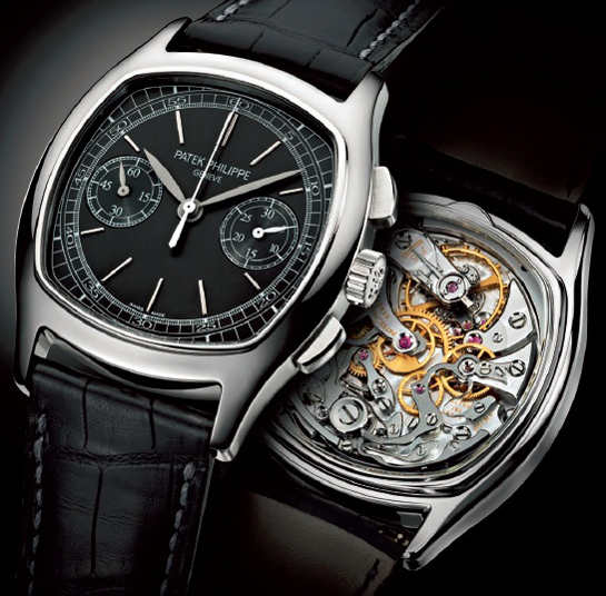 часы Column Wheel Chronograph от Patek Philippe