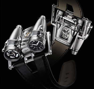 часы MB&F Horological Machine N°4 Thunderbolt