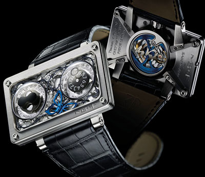часы MB&F No2 Sage Vaughn Only Watch