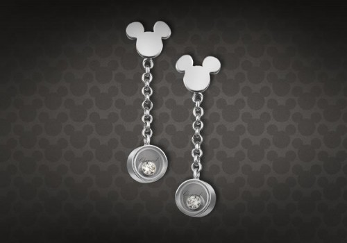 серьги Happy Mickey
