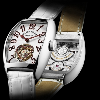 часы Franck Muller Lady Tourbillon
