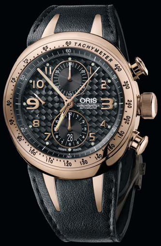 часы Oris TT3 Formula Gold Limited Edition