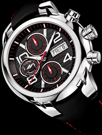 Gent Automatic Chronograph- Sports Version