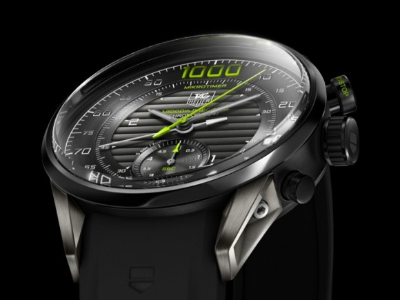 Mikrotimer Flying 1000 от Tag Heuer